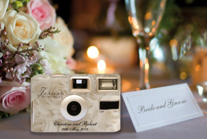 disposable camera at weddings photography