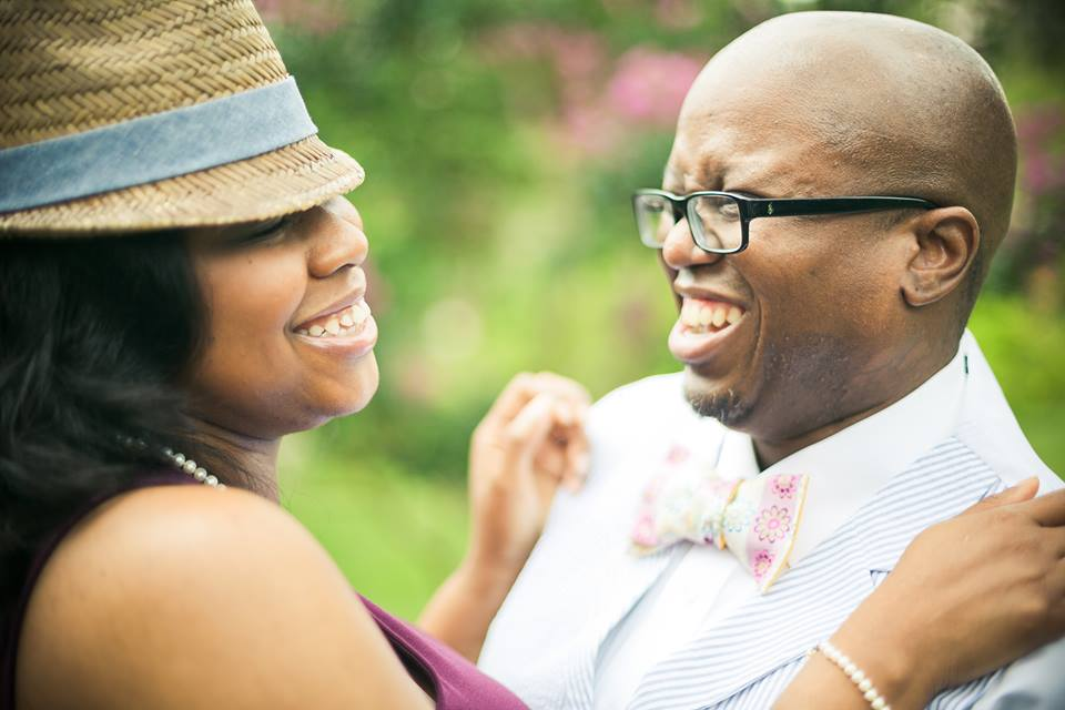 Sifiso and Irene