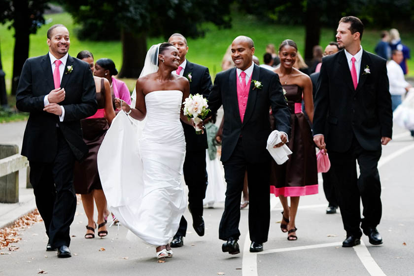 5 Tips for Choosing your Wedding Party