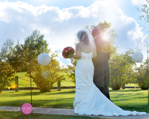 wedding planner couple