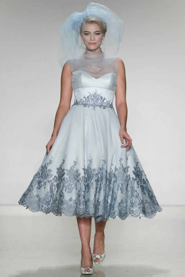 dress of the week matthew christopher southern belle