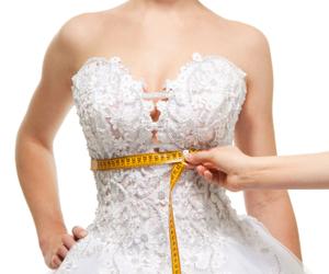 bride waist