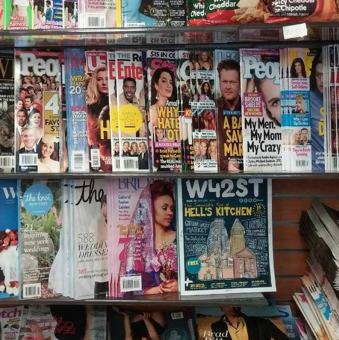 They Said Yes!! Bridal Tribe's First Newsstand!
