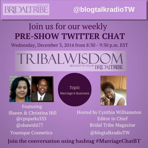twitter chat love and business