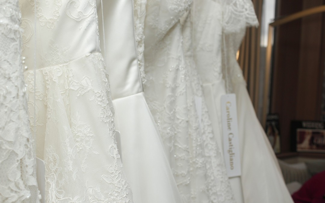 Bridal Tribe Interviews Wedding Dress Designer Caroline Castigliano