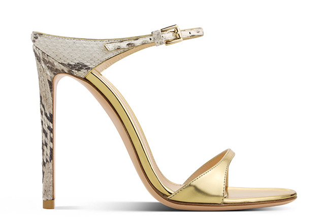 Shoe of the Week – Gianvito Rossi's Milano Adamant