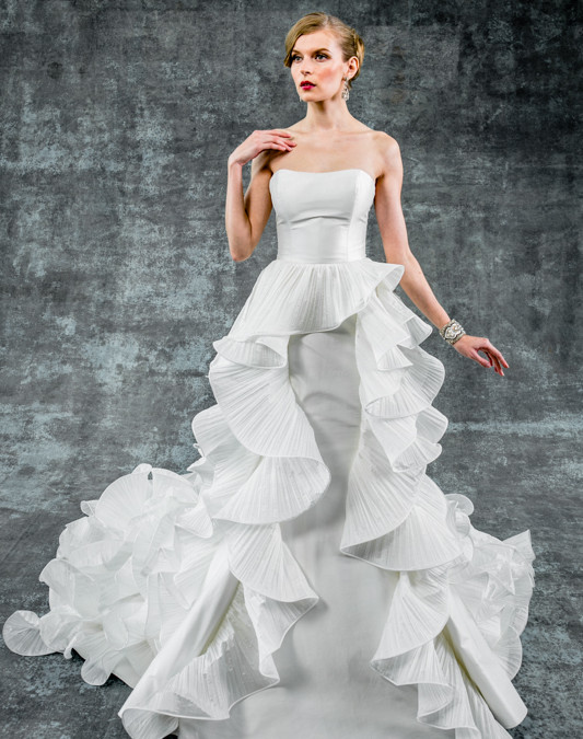 Dress of the Week – Isabelle Armstrong