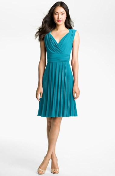 Designer Cocktail Couture- Ivy Blue