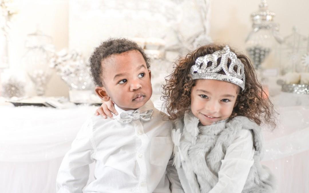 Winter Wonderland and Snow Babies