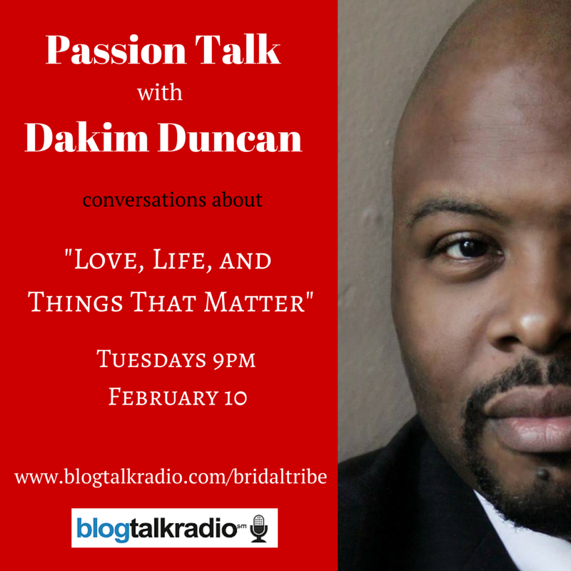 The Passion Talk Radio Show