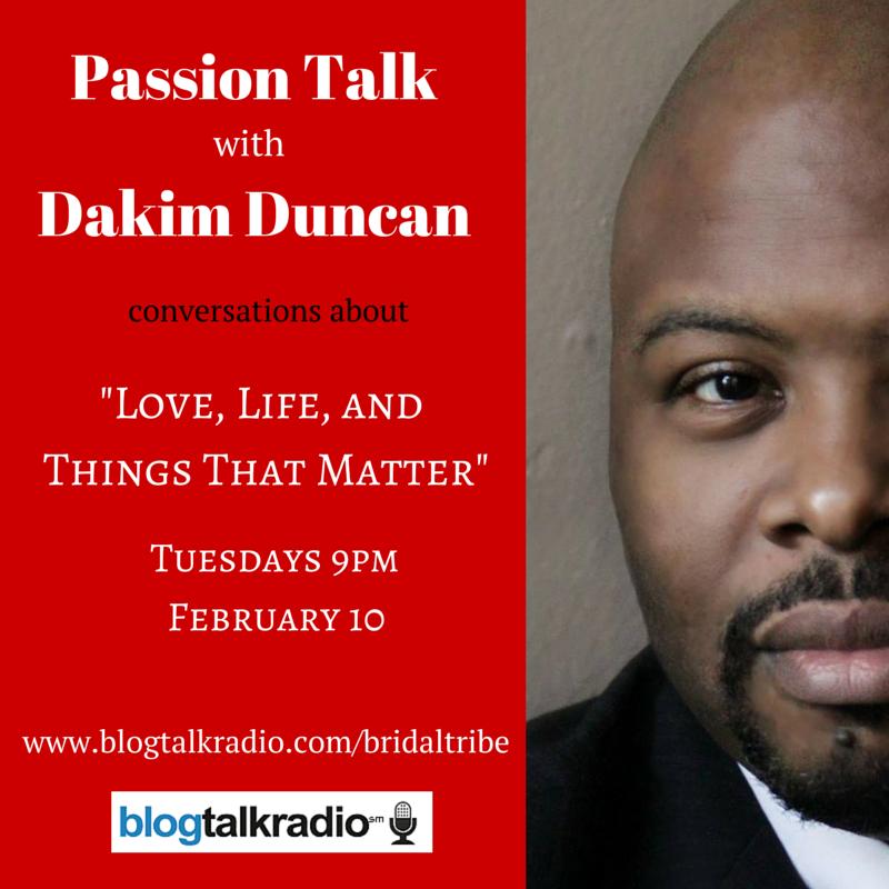 The Passion Talk Radio Show