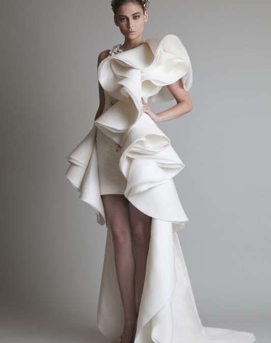 Krikor Jabotian Dress Gallery