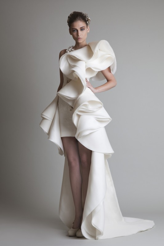 Krikor Jabotian Dress Gallery