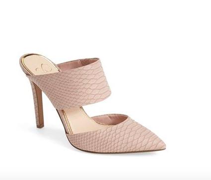 Shoe of the Week – Jessica Simpson's Chandra Mule