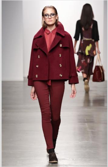 Fashion Forward – Texture and Layering from Salasai