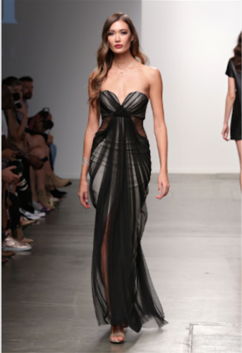 Lexi Fashion Palette Australia - Runway - Mercedes-Benz Fashion Week Spring 2015