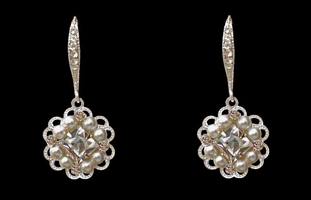 Cheryl King Couture Earrings