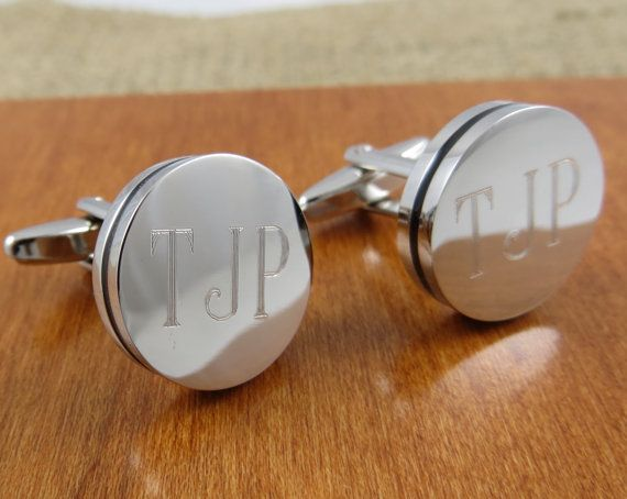 Personalized Cuff Links- Engraved