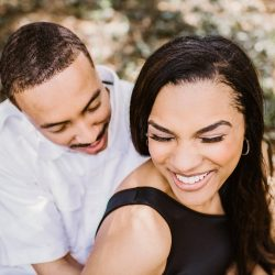 Gorgeous Ann Arbor Michigan Engagement Shoot – Ashleigh and Charles