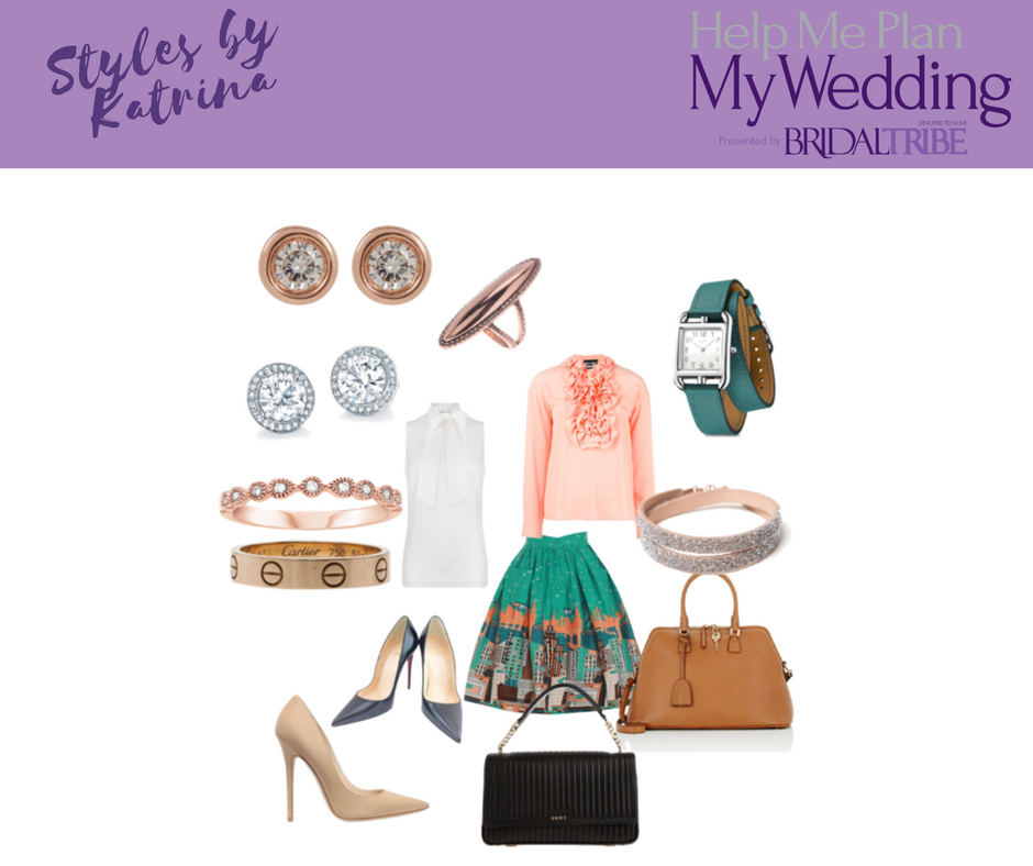 wardrobe stylist bridal tribe