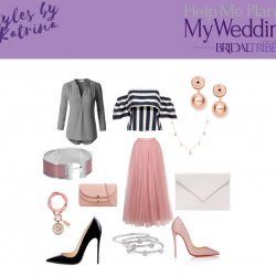 7 Reasons to Hire A Wardrobe Stylist for your Wedding Fashion Capsule