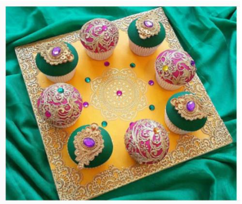 bridal tribe sweets week