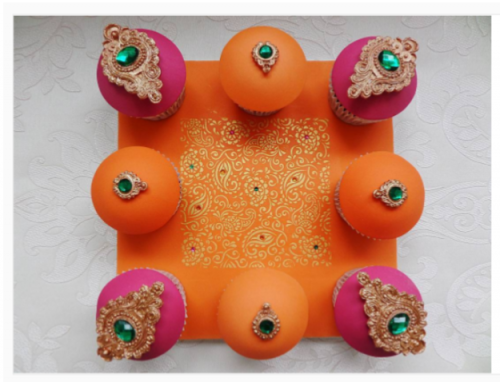 bridal tribe sweets